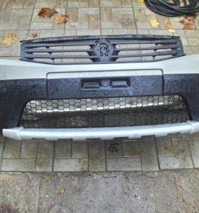 Бампер Renault Sandero Stepway