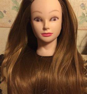 Болванка для причёсок новая