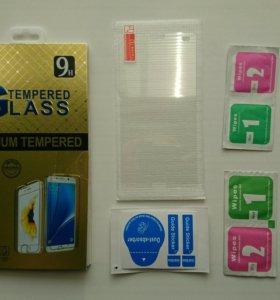 защитное стекло на экран 4.6 универсальное