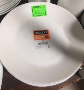 тарелка 1шт 120