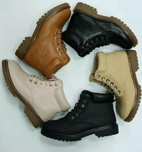 Зимние ботинки Timbaland