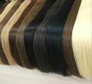 Славянские Натуральные волосы на трессе