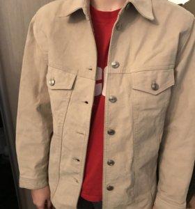 Куртка замша р 44-46