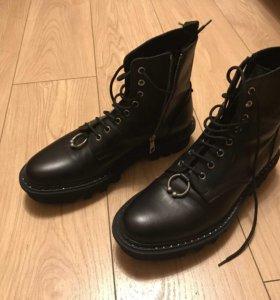 Ботинки neil barrett
