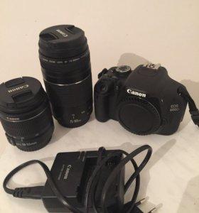 Canon 600d eos