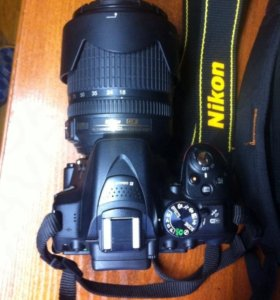 Nikon D5300 18-105mm