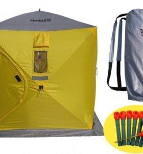 Палатка для зимней рыбалки Тонар Helios Куб