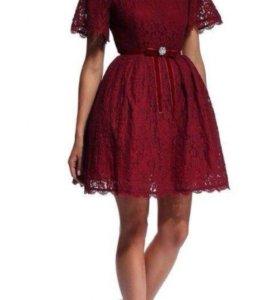 Пышное кружевное платье 👗