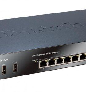 Dfl-860e, межсетевой экран, фаервол, vpn ipsec