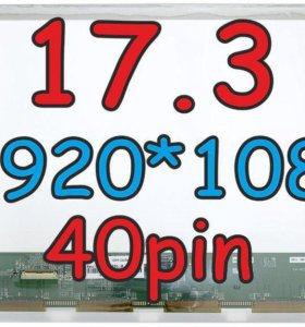 Матрица Toshiba 17.3