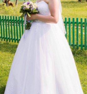 Платье свадебное👰🏻