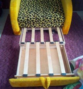 Кресло -кровать для ребенка