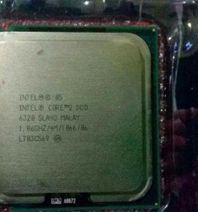 Intel Core 2 Duo 6320 LGA775