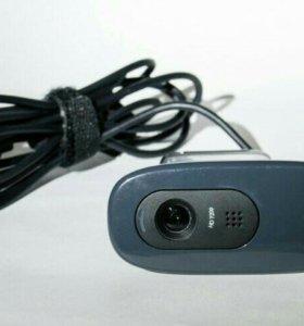 Logitech с 270 - веб камера