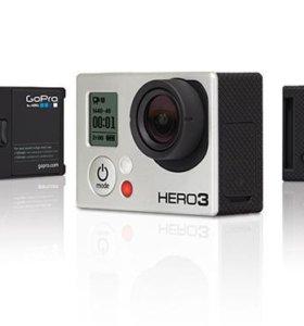 GoPro Hero3 Black +32Gb +аксессуары
