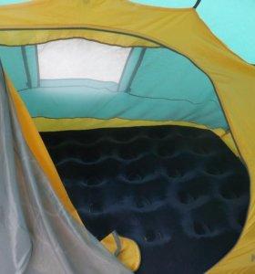 Палатка 2х-комнатная