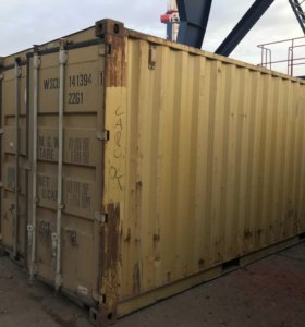 Контейнер 20 тонный