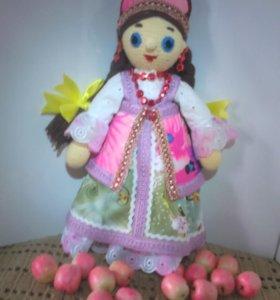 кукла Настасья