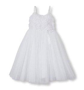 Новое нарядное платье Children's Place