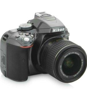 Nikon D5300 идеальное состояние