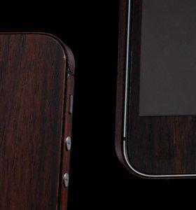 Виниловая чехол-наклейка на iPhone SE / iPhone 5S