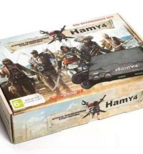 Игровая приставка Хами 4 🎮HAMY 4