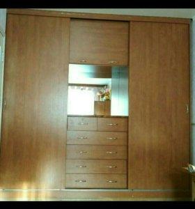 Встроенный шкаф. СРОЧНО ПРОДАМ!!!