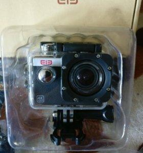 Экшен камера elecam 4K
