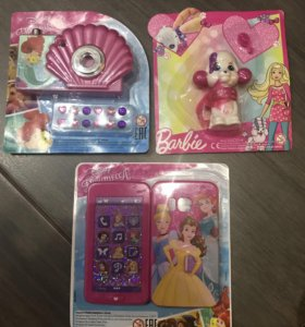 Игрушки для малышки