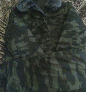 "Военная форма зимняя ""флора"""