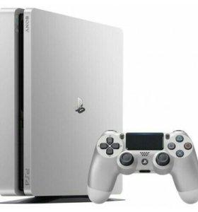 PS4 Slim 500gb(280 игр)