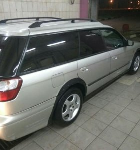 Subaru Legacy 2.0МТ, 1999, универсал