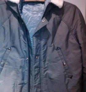Куртка Аляска мужская