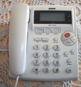 Телефон проводной б/у.