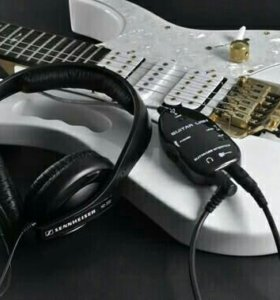 Новая звуковая карта Guitar Link