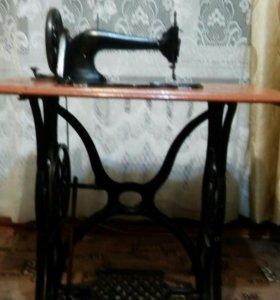 Швейная машина Зингер 1878г.в.ножн.прив.