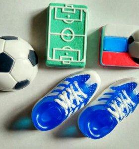 Мужские наборы, Фанатам футбола,мыло ручной работы