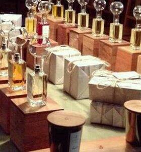 Бизнес в парфюмерной компании