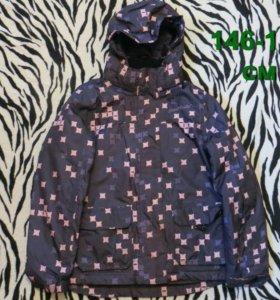 Лыжная куртка 146-152 см Сrivit