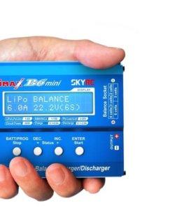 Новое зарядное устройство Imax B6 Mini