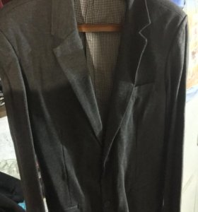Пиджак L приталенный