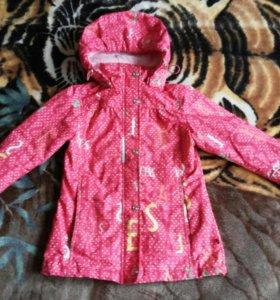 Куртка SELA р.104-110