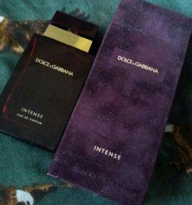Dolce&Gabbana.intense.parfum.духи парфюм.