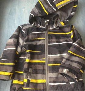 Куртка осень р.86