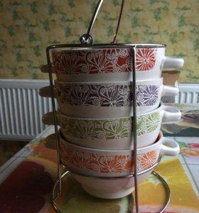 Набор салатников-пиал