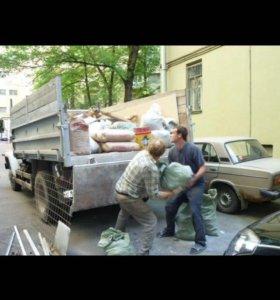 Вывоз мусора до 5 тонн