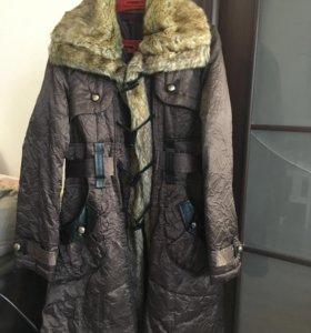 Пальто-пуховик Kenzo