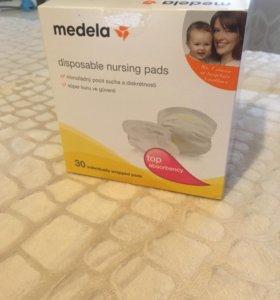 Прокладки Medela для груди