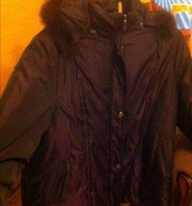 Куртка зимняя 72 р