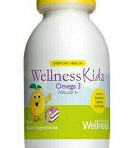 "Wellness ""Омега - 3"" для детей"